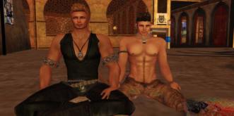 3rd night of En'kara at Scimitar Josh and Parvin